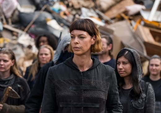 Jadis - The Walking Dead Season 7 Episode 10