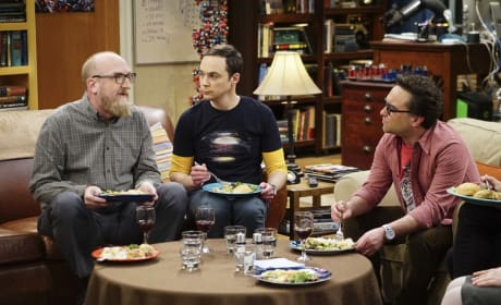 A Special Occasion - The Big Bang Theory Season 10 Episode 21