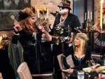 Things Get Scary - The Real Housewives of New York City