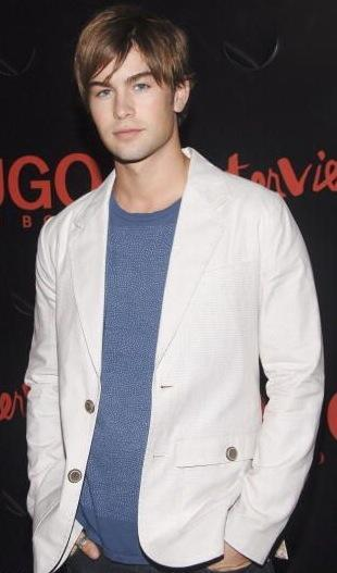 A Chace Crawford Photo