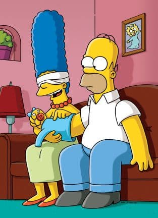 Da Vinci Code Meets The Simpsons