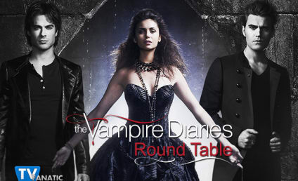 The Vampire Diaries Round Table: Special Nina Dobrev Edition!