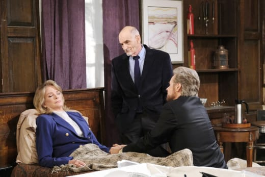 Stefano Tries - Days of Our Lives