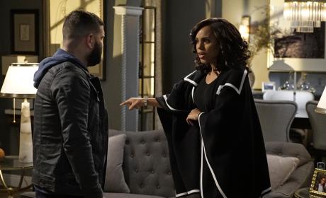 Olivia Wants Someone Dead - Scandal