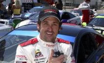 Patrick Dempsey Lines Up Busy Racing Schedule in September
