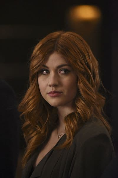 Is Clary the Key - Shadowhunters