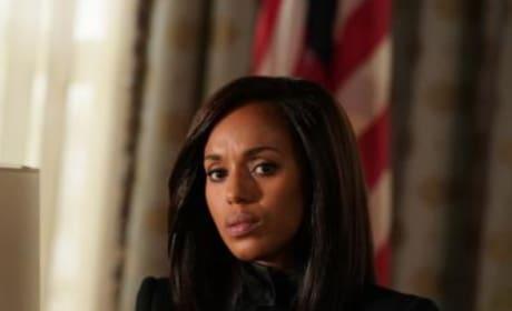 Olivia is not Impressed - Scandal Season 7 Episode 5