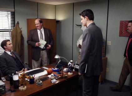 Watch The Office Season 7 Episode 22 Online