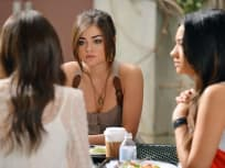 Aria on Season 3