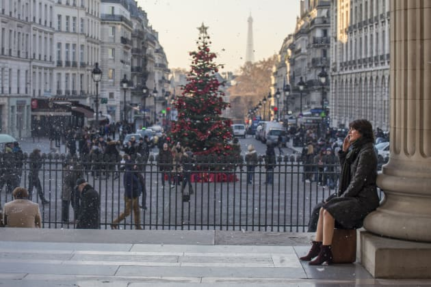 Christmas in Paris - The Affair Season 3 Episode 10