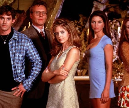 The Original Cast - Buffy the Vampire Slayer