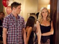 Matt and Caroline Scene