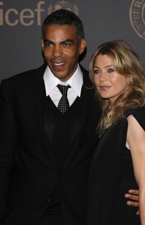Ellen and Chris in N.Y.