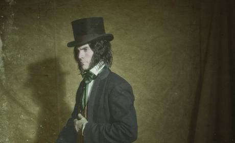Wes Bentley as Edward Mordrake - American Horror Story