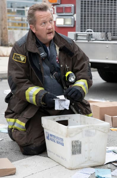 Mouch - Chicago Fire Season 8 Episode 10