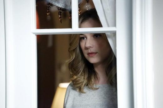 Emily at the Window