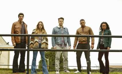 Legends of Tomorrow: Which Series Regular Is Leaving?!?