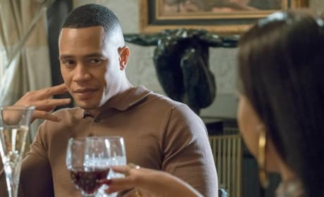 The wheels are turning in Andre's head - Empire Season 3 Episode 15