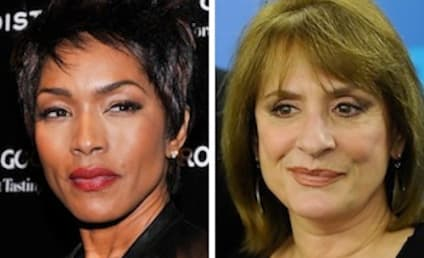 Angela Bassett and Patti Lupone Cast on American Horror Story: Coven