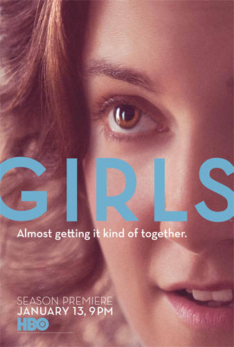 Girls Season 2 Poster