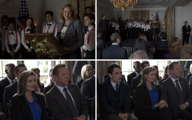 Hookstraten gives a speech designated survivor season 1 episode