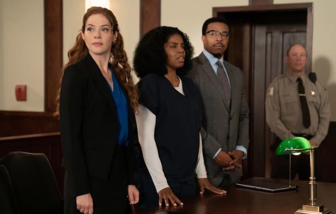Proven Innocent Season 1 Episode 2 Review: The Burden of Truth
