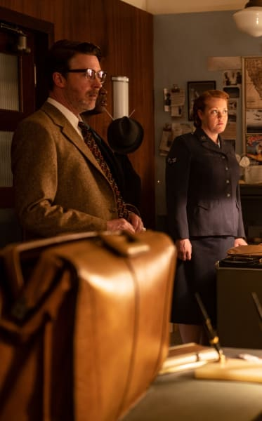 Figuring it Out - Project Blue Book Season 1 Episode 9