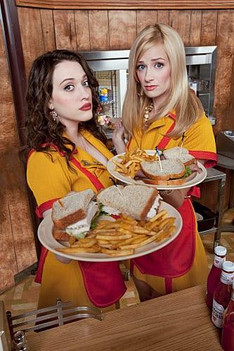 2 Broke Girls Photo
