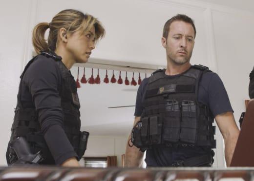 A Tip on Terror - Hawaii Five-0