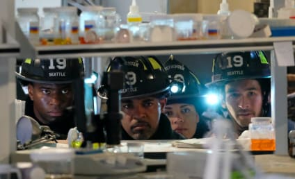 Station 19 Season 3 Episode 16 Review: Louder Than a Bomb