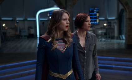 Supergirl Series Finale to Feature Epic Battle, Wedding, & More!