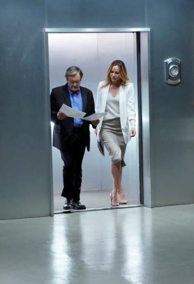 Ducky on the Move - NCIS Season 16 Episode 17