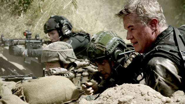 Pinned Down - The Last Ship - TV Fanatic