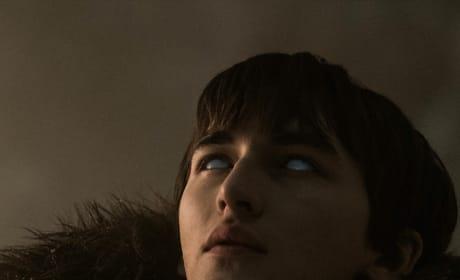 Bran Tracks a Raven - Game of Thrones Season 8 Episode 3