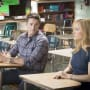Joel and Julia In School - Parenthood Season 6 Episode 2
