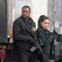 Reade And Zapata Armed and Ready - Blindspot Season 2 Episode 15