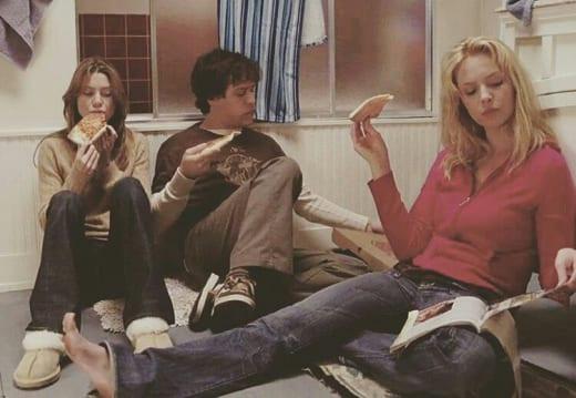 Grey's Mer, Izzie, George