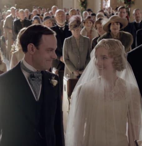 Bertie & Edith - Downton Abbey