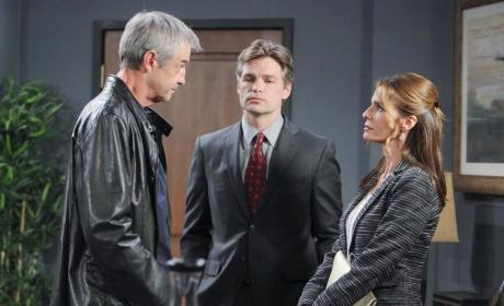 Now it's your turn TV Fanatics, who had your favorite line on this week's Days of Our Lives?