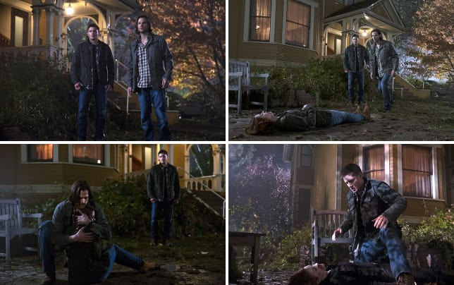 Dean and sam supernatural season 10 episode 11