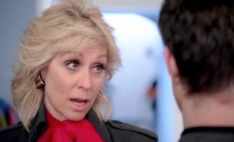 Claire Slaps Daniel