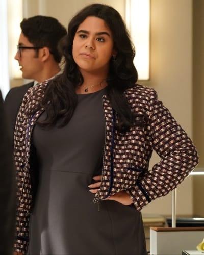 Rhonda Navarro - How To Get Away With Murder Season 6 Episode 2