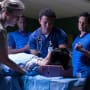Paul's Back - The Night Shift Season 4 Episode 2