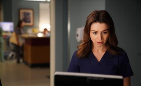 Amelia Brainstorms - Grey's Anatomy Season 14 Episode 2