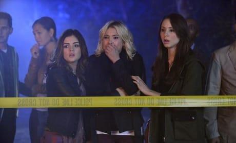 Pretty Little Liars Summer Finale Scene