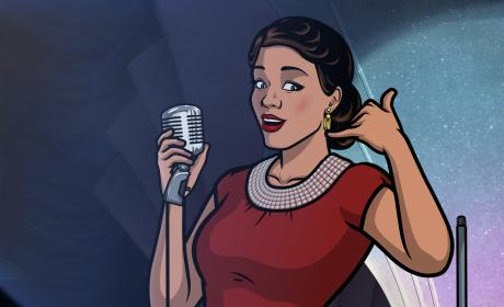 Lana Does Standup - Archer Season 8 Episode 3