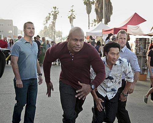 NCIS: LA and H5O Team Up