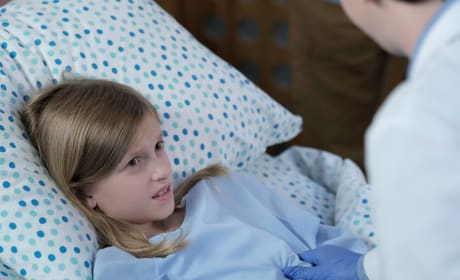 Young girl patient - The Good Doctor Season 1 Episode 2