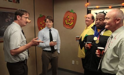 The Office Review: Broccoli Robbed