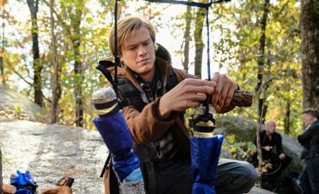 Survival Training - MacGyver